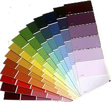 pannelli colori
