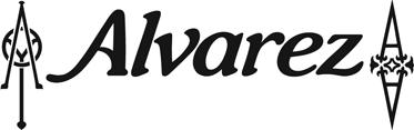 Logo Alvarez gitaren