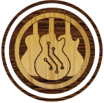 Icoon gitaar reparatie elektronica