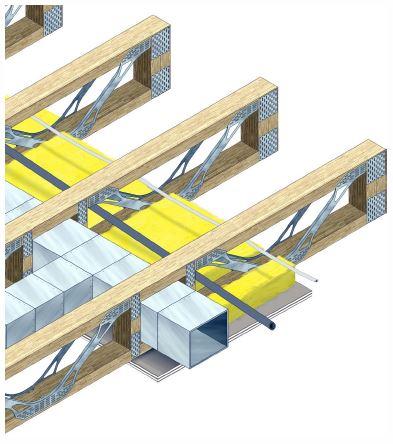 Timber joists | South Yorkshire Truss Supplies Ltd