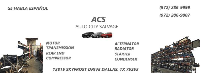 Auto City Dallas Tx >> Contact Us Auto City Salvage