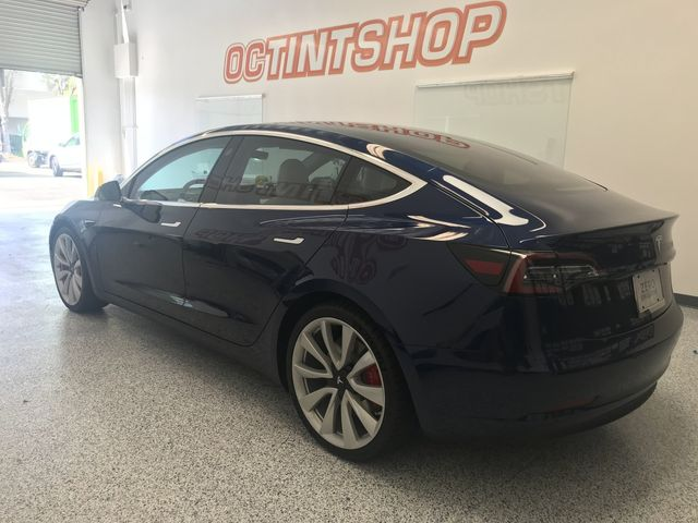 Tesla Window Tinting Tesla Model 3 Window Tinting Tesla