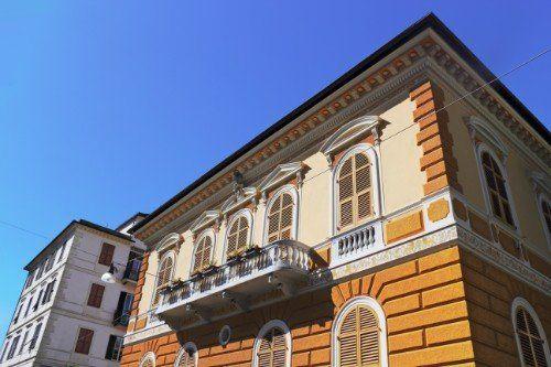 facciata di un palazzo