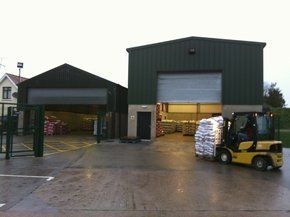 Armagh Potato Co Ltd warehouse