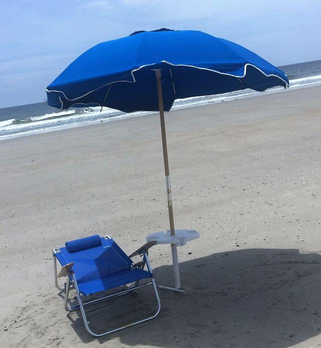 Beach Chairs & Beach Umbrellas Oak Island, NC | Sharon\'s ...