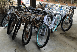 bike rentals,bicycle rental in Oak Island NC_Southport NC