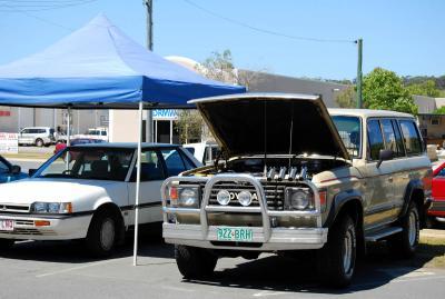 Gill's Garage Cars