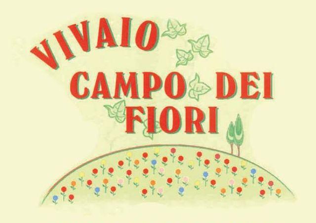 Vivaio Campo Dei Fiori - Logo
