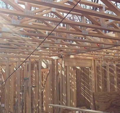 Brother\'s Construction - Carthage, MO - Framing