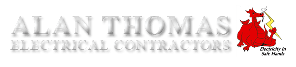 Alan Thomas Electrical Contractors logo