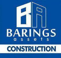 Barings Construction logo