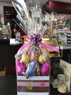 Chocolate cafe melbourne metro the richmond chocolate factory easter hampers 2017 negle Gallery