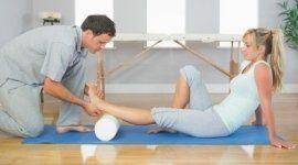 ginnastica posturale, materassino