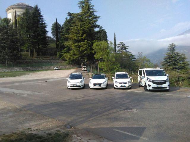 Servizio Taxi di Adige Taxi Rovereto in provincia di Trento