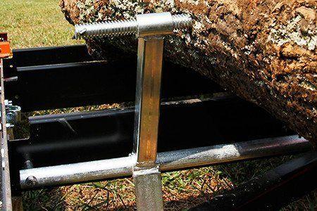 M100/M280 Log Clamp
