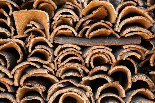 una catasta di legna