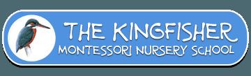 The Kingfisher Montessori Nursery School logo
