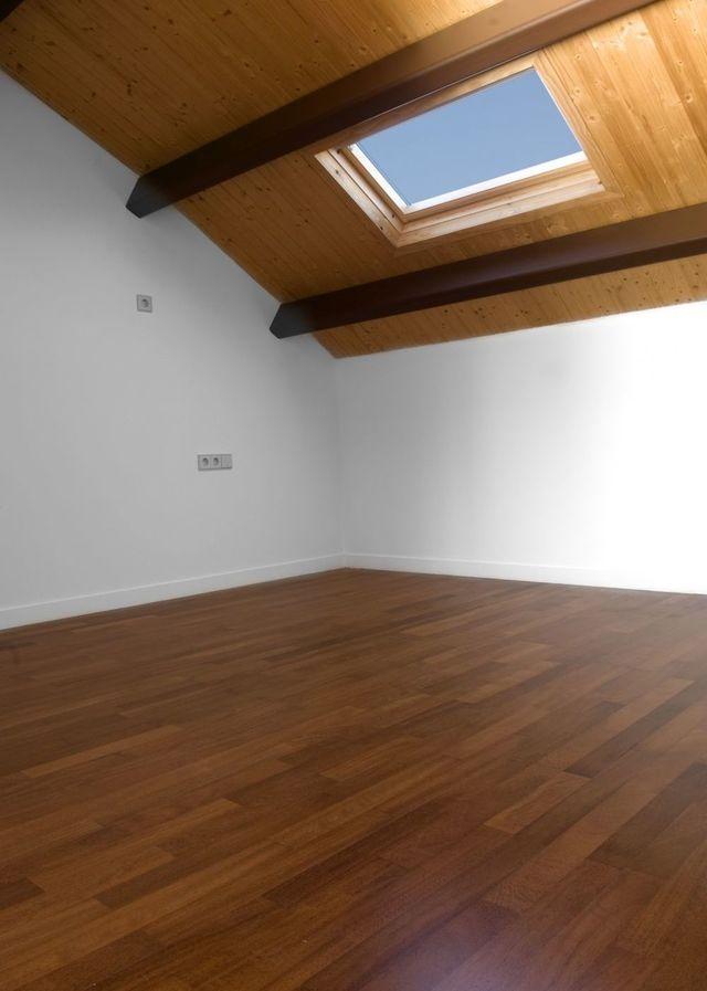 Result of floor polishing in Wellington