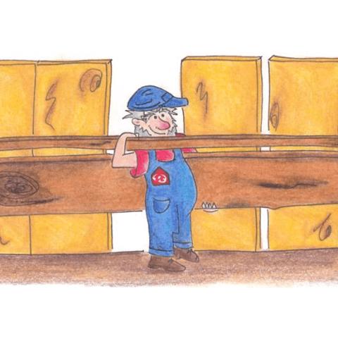09 Legnami per carpenteria e cantieri