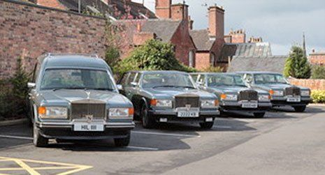 Rolls Royce Silver Spirit Limousines