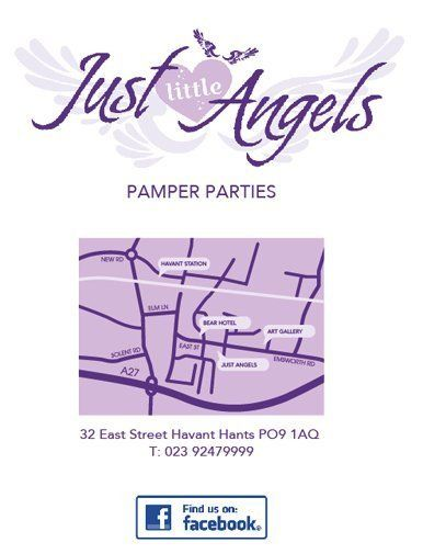 Just Little Angels brochure
