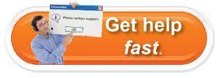 Get help fast logo