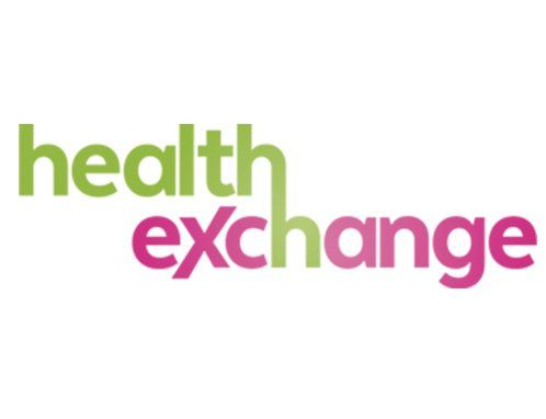 Health Exchange Logo