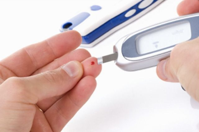 Checking blood sugar levels