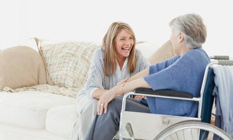 personalised assistance for elders