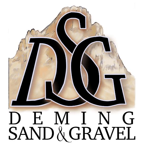 Deming Sand & Gravel Logo