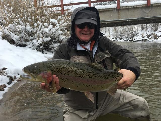 Fishing | North Fork Ranch | Shawnee, CO