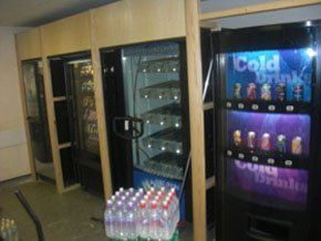 Sweet vending machines - Langley Moor, County Durham - Tailored Vending - Vending Machine