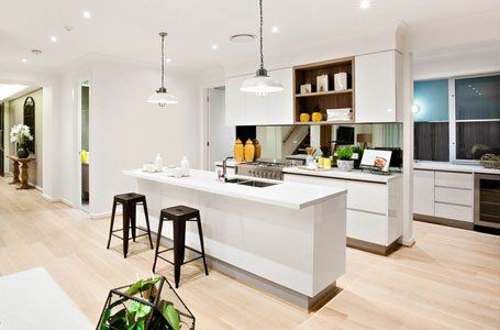 new kitchen installations at optimabuild