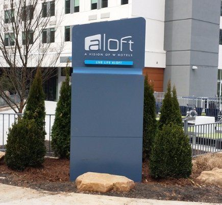 Architecturial Commercial Sign Design & Installation