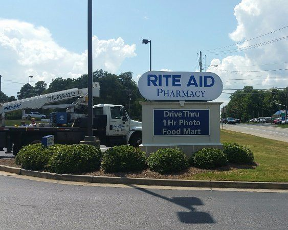 Commercial Sign Installation Atlanta