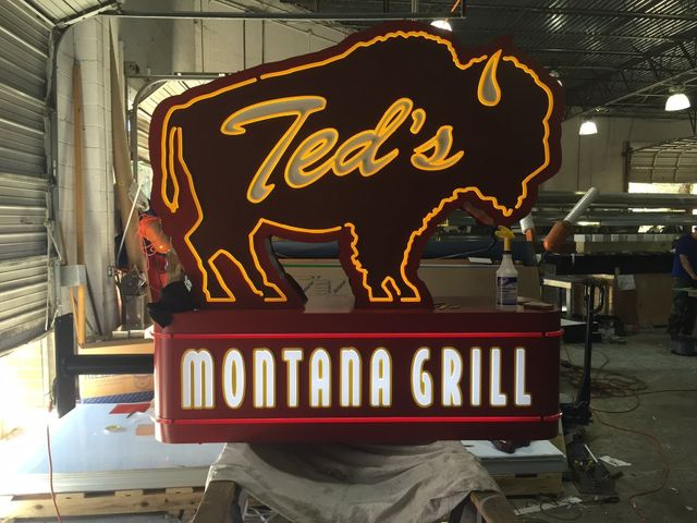 Commercial Sign Design & Manufacturing