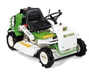 Etesia Atilla ride-on brushcutter