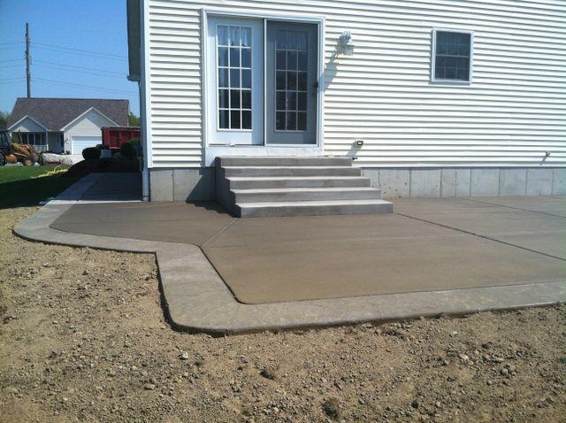 Concrete Patio Contractor