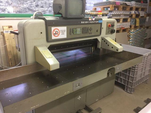 macchinad a stampa digitale