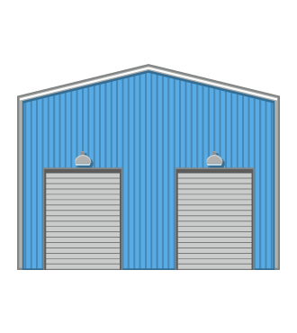 Storage options available