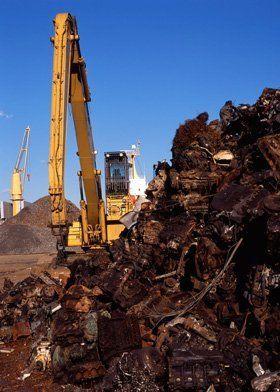 Commercial scrap - Seaton - Seaton Salvage & Recycling Centre - Scrap metal