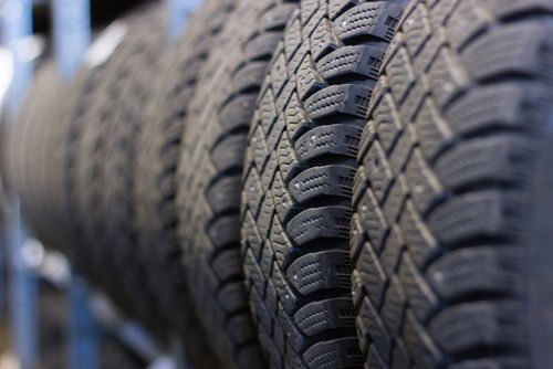 New tyres from our garage in Rainford