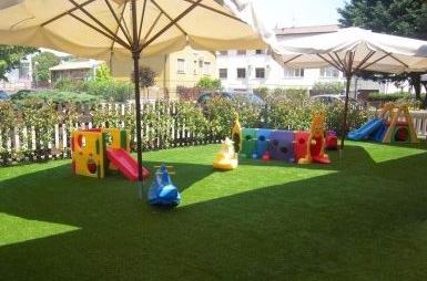 Giardino dei giochi a San Pietro in Cariano