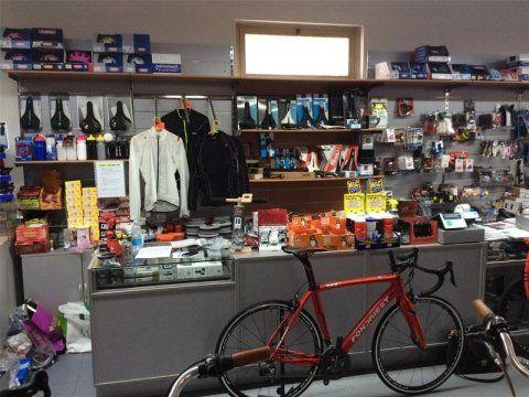 riparazione mountain bike