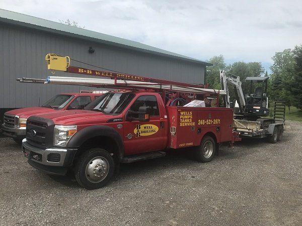 Pump Repair  Addison Township, Michigan   B & B Well Drilling