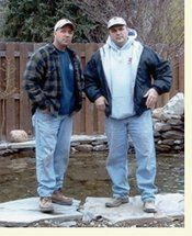 Rossi Brothers - Hire a landscape architect