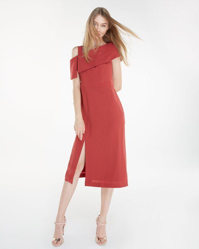 22fa086a9 One side off shoulder dress
