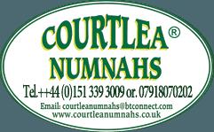 Courtlea Numnahs logo