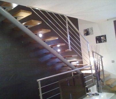 realizzazione scale a giorno