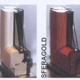 """Infissi in legno/alluminio """"SFERA"""""""